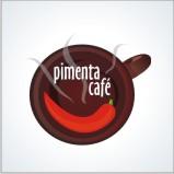 Pimenta Café - Logotipo.